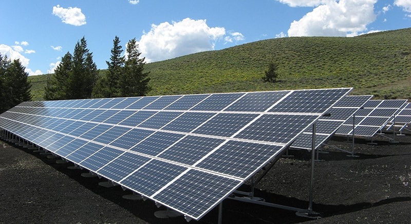 We can support feasibility studies for photovoltaic and other renewable energy generation projects